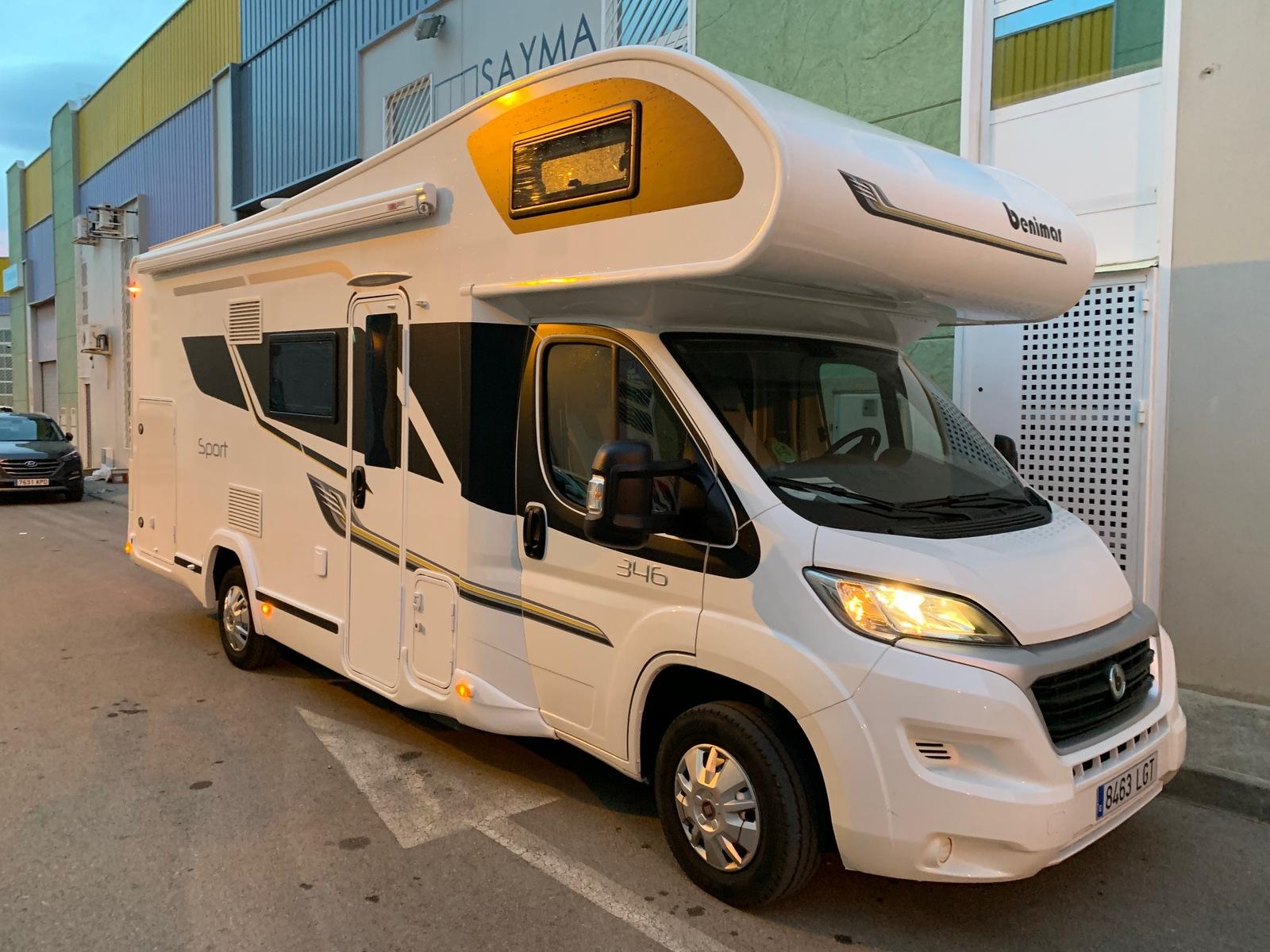 FIAT BENIMAR SPORT 346 8463LGT